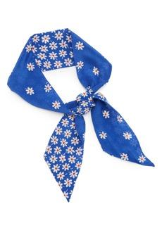 Madewell Skinny Tie Silk Scarf