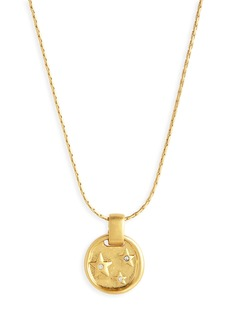 Madewell Star Sparkle Necklace