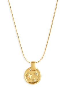 Madewell Star Sparkle Necklace