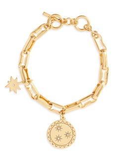 Madewell Starshine Charm Bracelet