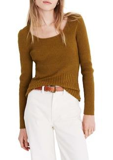 Madewell Stillman Pullover Sweater