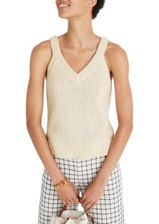 Madewell Stockton Sweater Tank