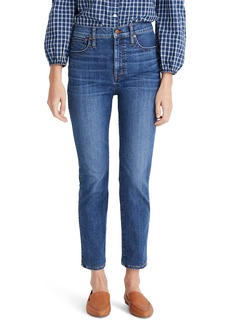 Madewell Stovepipe Jeans (Antoine)