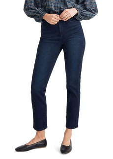 Madewell Stovepipe Jeans (Birchland)