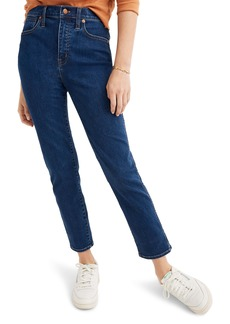 Madewell Stovepipe Jeans (Vintage Indigo)
