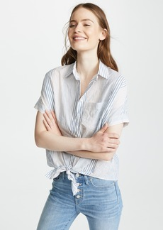 Madewell Stripe Central Shirt