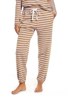 Madewell Stripe Pajama Sweatpants