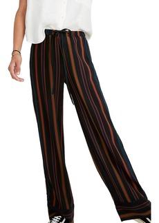 Madewell Stripe Pajama Trousers