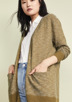 Madewell Striped Summer Ryder Cardigan