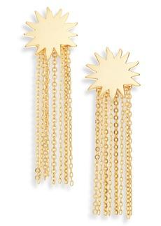 Madewell Sunbeam Drop Earrings