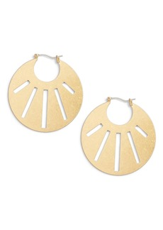 Madewell Suncircle Earrings