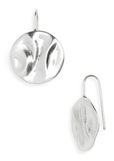 300bd1786 On Sale today! Madewell Madewell Desert Sunset Circle Drop Earrings