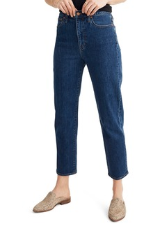 Madewell Tapered Leg Jeans (Bellclaire)