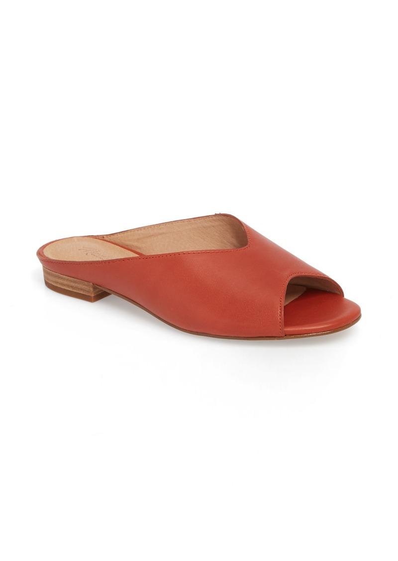dbb7d2b84be841 Madewell Madewell Tavi Slide Sandal (Women)