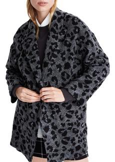 Madewell Texture & Thread Blazer Coat