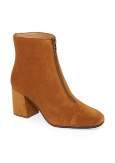 Madewell The Amalia Zip Suede Boot (Women)
