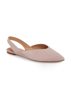 Madewell The Ava Slingback Flat (Women)
