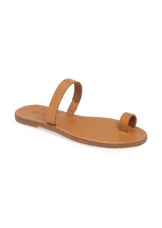 Madewell The Boardwalk Bare Slide Sandal (Women)