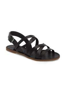Madewell The Boardwalk Multistrap Sandal (Women)