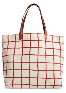 Madewell The Canvas Transport Tote