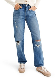 Madewell The Dad Jeans (Stassen)