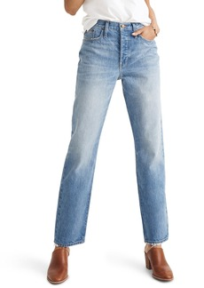 Madewell The Dadjean High Waist Jeans (Brenford)