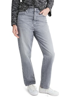 Madewell The Dadjeans (Pale Grey)