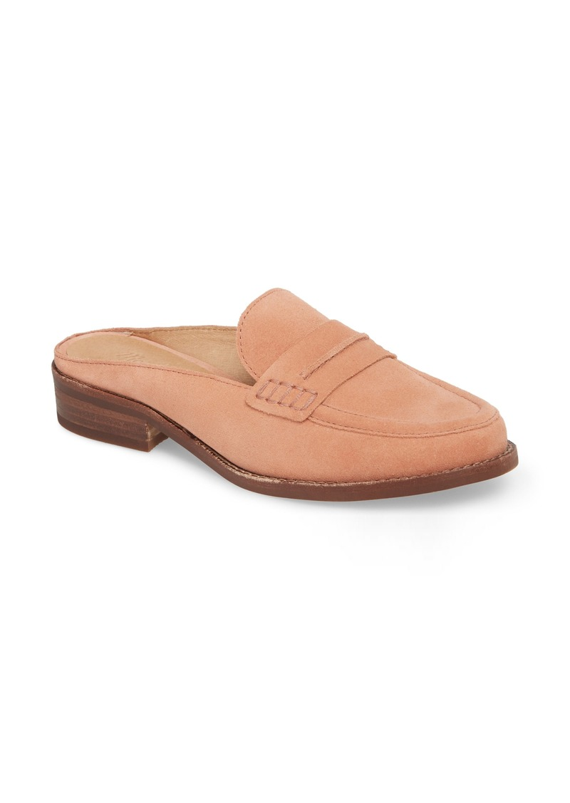 a52b3f418e0 Madewell Madewell The Elinor Loafer Mule (Women)