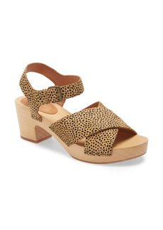 Madewell The Johanna Clog Sandal (Women)