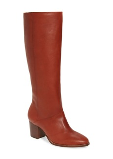 Madewell The Kiki Knee High Boot (Women)