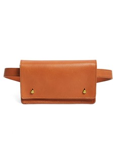 Madewell The Leather Belt Bag