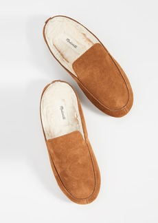 Madewell The Loafer Scuff Slipper