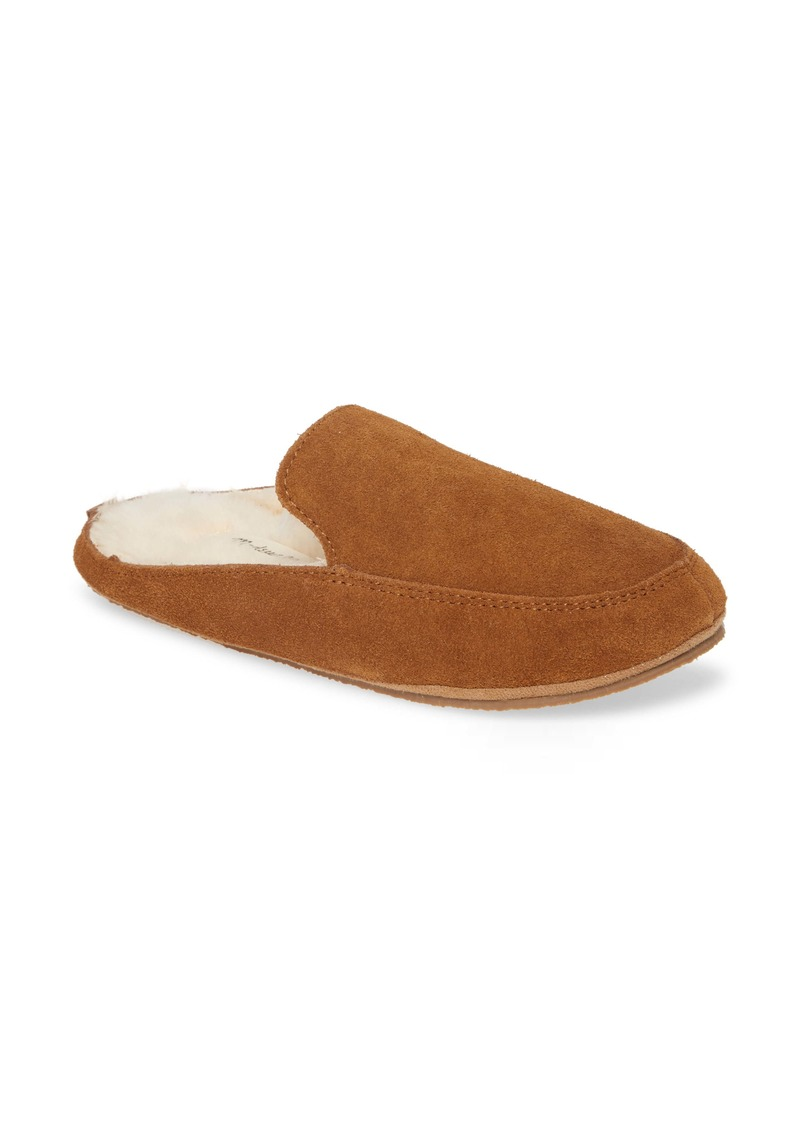 Madewell The Loafer Scuff Slipper (Women)