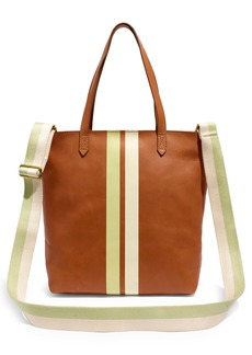Madewell The Medium Transport Tote: Stripe Edition
