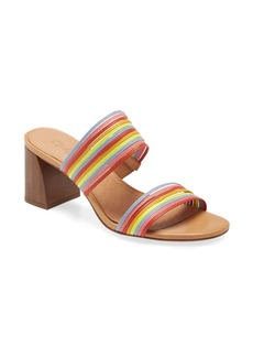 Madewell The Meg Slide Sandal (Women)