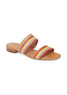 Madewell The Meg Slide Sandal (Women)