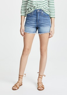 Madewell The Perfect Jean Shorts
