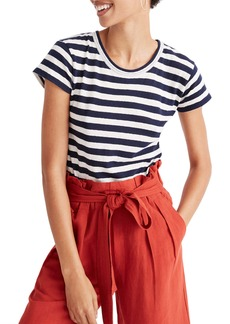 Madewell The Perfect Vintage Atkins Stripe T-Shirt