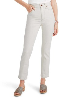 Madewell The Perfect Vintage High Waist Jeans (Cloud Lining)