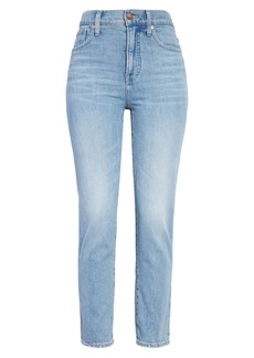 Madewell The Perfect Vintage High Waist Jeans (Marian Wash)