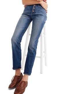 Madewell The Perfect Vintage High Waist Jeans (Glenmoor)