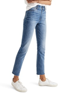 Madewell The Perfect Vintage High Waist Stretch Jeans (Valera)
