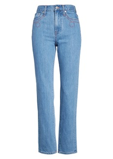 Madewell The Perfect Vintage Jeans (Curlicue Wash)