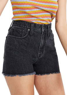 Madewell The Perfect Vintage Shorts (Colston Wash)