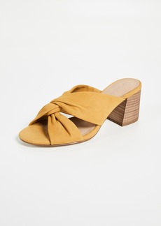 Madewell The Sari Crisscross Sandals