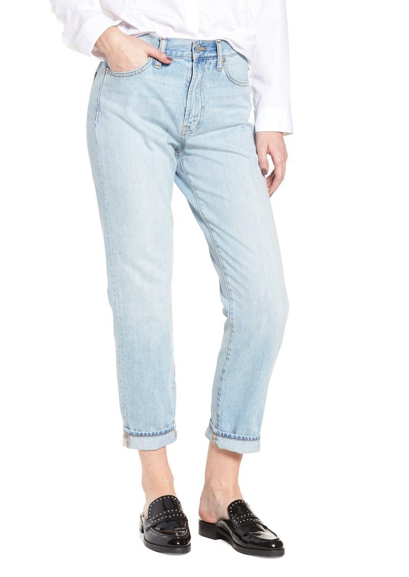 d6b75383dcd Madewell Madewell The Short Perfect Summer Jeans (Fitzgerald)