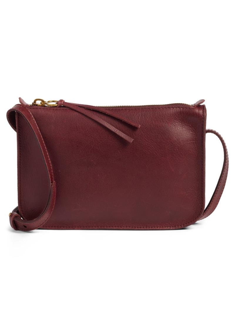 Madewell Madewell The Simple Leather Crossbody Bag