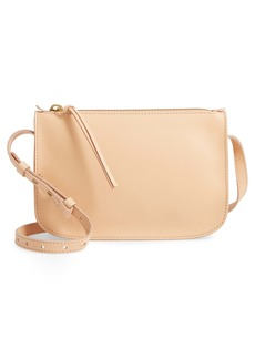 Madewell The Simple Leather Crossbody Bag
