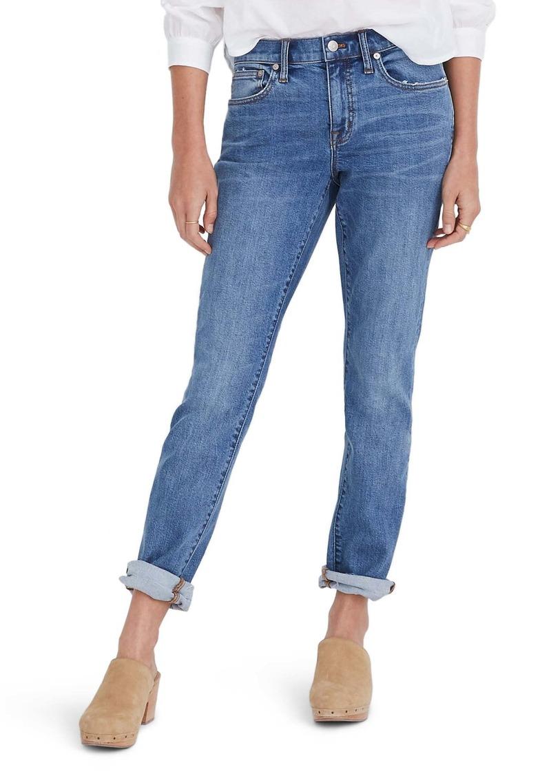 Madewell The Slim Boy Jeans (Willowbrush)
