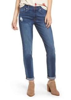 Madewell The Slim Boyjean Boyfriend Jeans (Hatfield)